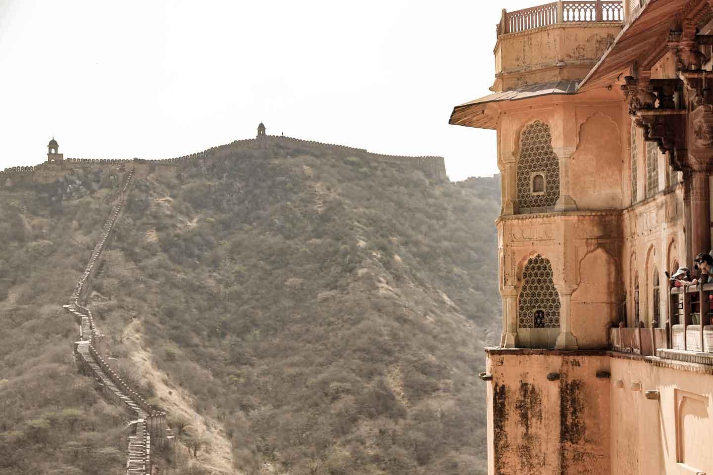 Jaipur India Parsifal Yoga Academy viaggi