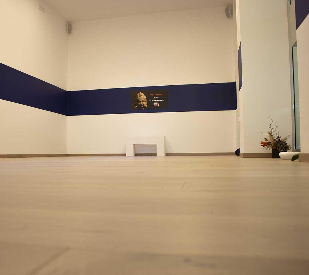 foto della sala di pratica dello studio di Civitanova Marche
